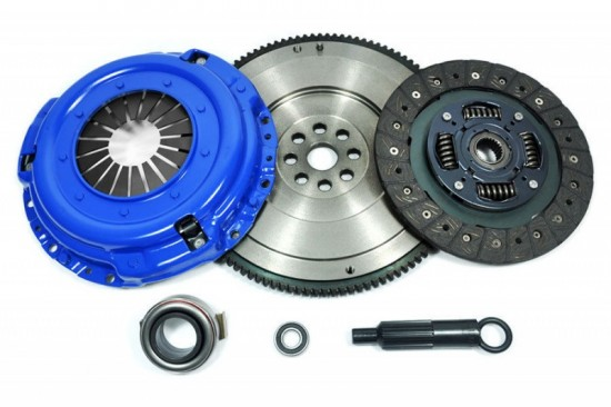 Kit Embreagem Stage 1 + Volante FX Racing Honda Civic Del Sol 1.6 DOHC VTEC - 1994 a 1997