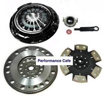 Kit Embreagem Stage 4 + Volante Racing Subaru Impreza WRX 2.5 - 2006 a 2014