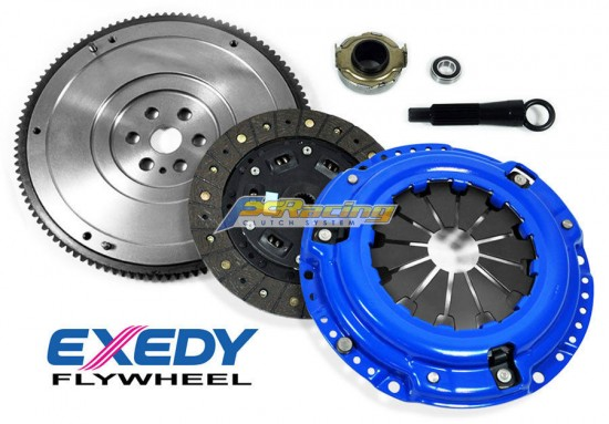 Kit Embreagem Stage 2 + Volante FX Racing Exedy Honda Civic - 1992 a 2000