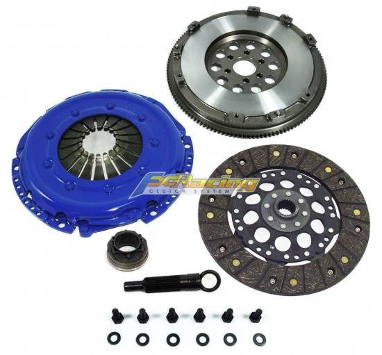 Kit Embreagem Stage 1 + Volante FX Racing VW Passat B5 1.8T - 1998 a 2000