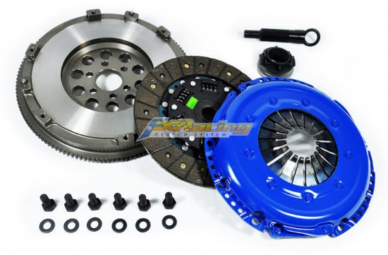 Kit Embreagem Stage 2 + Volante FX Racing VW Passat B5 1.8T - 1998 a 2000