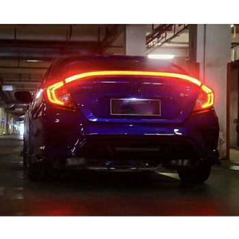 Back Light LED Novo Honda Civic - 2016+