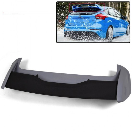 Aerofolio Ford Focus Hatch RS Style - 2012 a 2018
