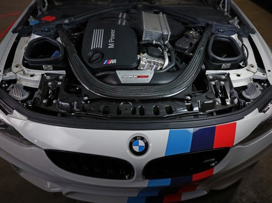 Cold Air Intake aFe BMW M3 F80 M4 F82 F83 3.0 - 2013+