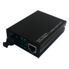 CONVERSOR DE MEDIA 20KM, DUAL-FIBER, SINGLE-MODE  – MGN-C1002S1-20