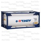 Container Tanque 20 Pés Taby - Kit para Montar - WAL-8105