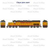 Locomotiva Athearn EMD SD40T-2 Union Pacific #2905 Analógica - ATH-86705