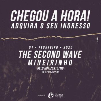 1º LOTE - THE SECOND WAVE - INDIVIDUAL