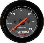 Man.Press./Turbo/52mm/Mec./0-3kg/ST-Preto