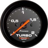 Man.Press./Turbo/52mm/Mec./0-2kg/ST-Preto