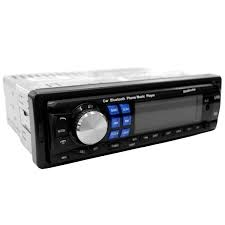 Auto Rádio FM e MP3 Som Automotivo 45W Bluetooth Conversation  - foto principal 1