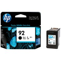 Cartucho HP Original 92 preto 5ML