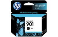 Cartucho HP Original 901 preto CC653AL 4,5ml