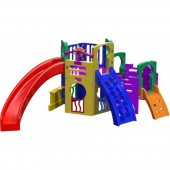 Playground Multiplay House - Freso