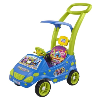 Roller Baby Monster Azul - Magic Toys  - foto principal 1