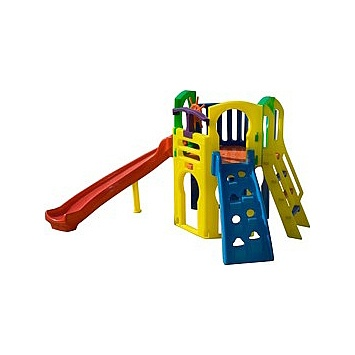 Playground Royal Play com 1 Escorregador e Escada - Freso  - foto principal 1