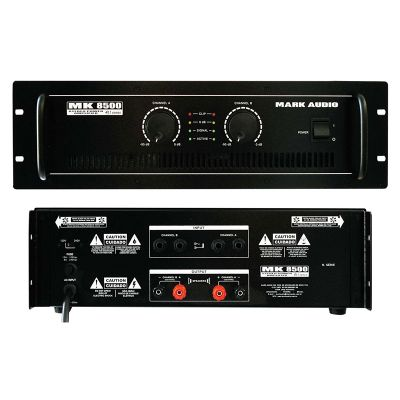 Amplificador Mark Audio Mk 8500
