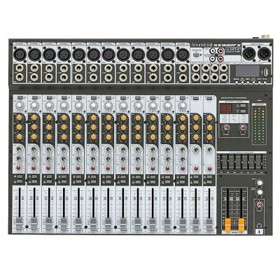 Mesa De Som SX1602 FX USB Soundcraft