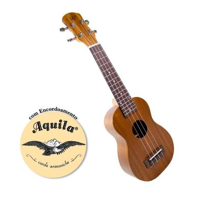 Ukulele Winner Soprano 21 Sapele Natural