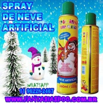 Spray de Espuma