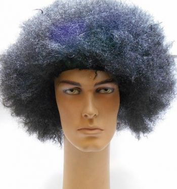 Peruca Black Power Afro