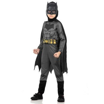 Fantasia Batman Luxo Std