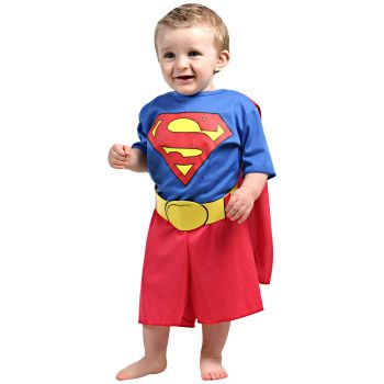 Fantasia Super man Curto