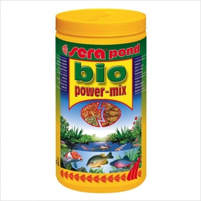 SERA POND BIO POWER-MIX 250G - UN