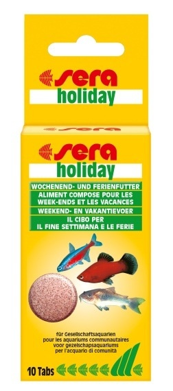 SERA HOLIDAY 10TBS 24G - UN