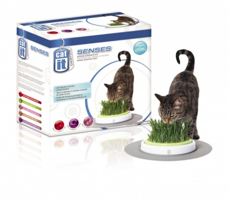 CATIT DESIGN SENSES GRASS GARDEN KIT - UN