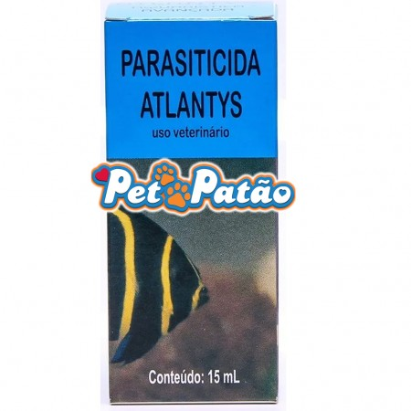 ATLANTYS PARASITICIDA 15ML - UN