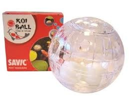 SAVIC KOI BALL (ALIMENTADOR AUTOMATICO) FEEDING AND EXERCISING 12CM