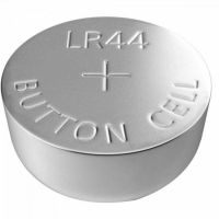 BATERIA ALCALINA LR44 AG13 ( BUTTON ALKALINE CELL BATTERY ) 1,5V