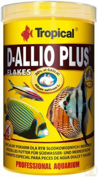 TROPICAL D-ALLIO PLUS FLAKES 20G