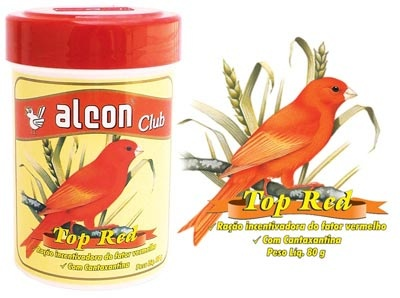 ALCON CLUB TOP RED 80G
