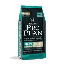 PROPLAN dog Puppy Optistart Plus Raças Grandes
