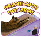 CHALESCO ARRANHADOR NATURAL PARA GATOS COM CATNIP UN (70480)