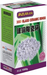 MINJIANG CERAMICA GLASS RING 300G - UN