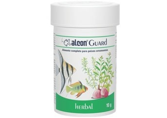 ALCON GUARD HERBAL 10G - AUXILIA NO COMBATE A DOENÇAS PARASITAS