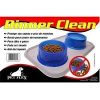 PET FLEX BANDEJA DINNER CLEAN - UN