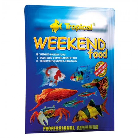 TROPICAL WEEKEND SACHE 20G