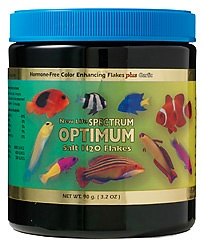 NEW LIFE SPECTRUM  OPTIMUM SALT H2O FLAKES 45G - UN