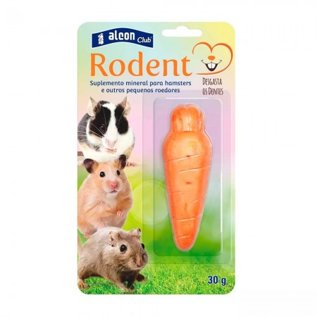 SUPLEMENTO MINERAL ALCON RODENT HAMSTER 30G - UN