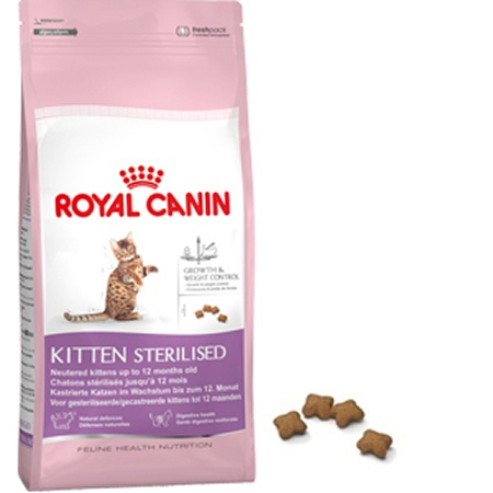 ROYAL KITTEN STERILISED 7,5kg