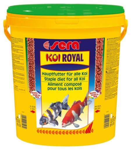 SERA KOI ROYAL LARGE 700G - UN