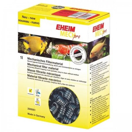 EHEIM MECH PRO FILTER MEDIA 1L 90G - MEDIA MECANICA