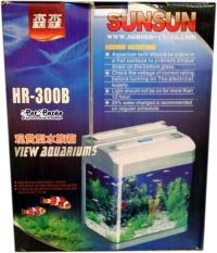 SUNSUN AQUARIO HR-300B PRETO 15L 127V - UN