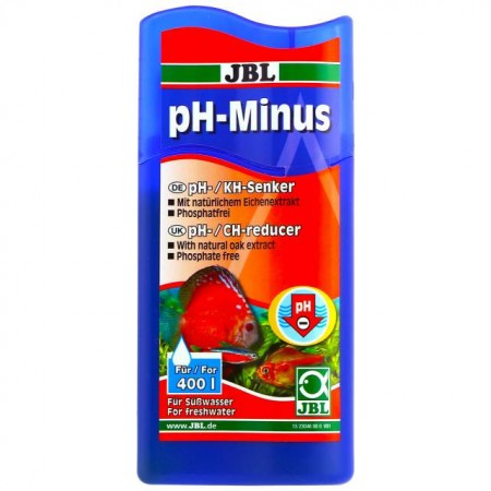 JBL PH MINUS 100ML - ACIDIFICANTE - UN