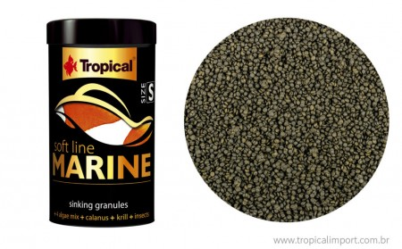 SOFT LINE MARINE SIZE S 60G - TROPICAL