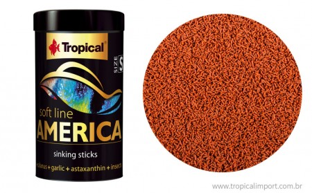 SOFT LINE AMERICA SIZE S 140G - TROPICAL
